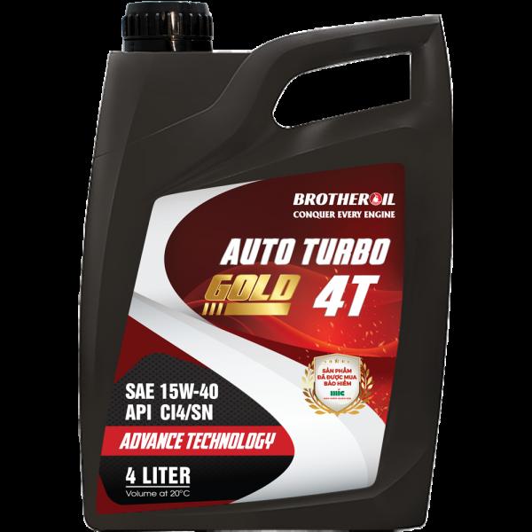 Chai auto turbo gold